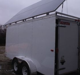 GP Wind and Solar Mobile Power Trailers